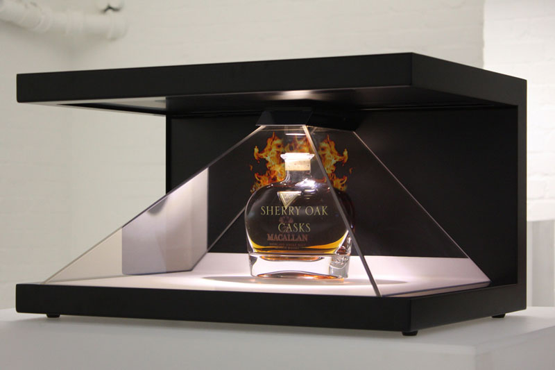 باکس سه وجهی در ابعاد مختلف از ۴۵ سانتیمتر تا ۱۲۰ سانتیمتر