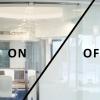 شیشه مات شونده هوشمند با قابلیت گذار از مات به شفاف در کسری از ثانیه