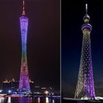تیوب دیجیتال تمام رنگ دارای طیف کامل بیش از 16 میلیون رنگ