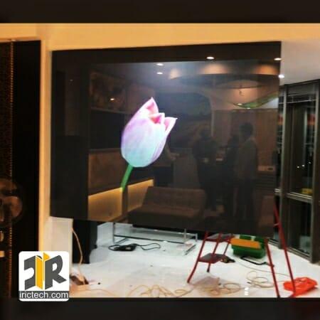 ویدئو وال (نمایشگر بدون درز) 100 اینچی لمسی نصب در محیط داخلی و خارجی