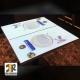 میز سه بعدی رستوران هوشمند برای اولین بار در ایران با تکنولوژی 3d mapping