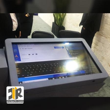میز لمسی با قابلیت اتصال به شبکه، وای فای و نصب انواع سیستم عامل