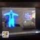 هولوگرافی نمایش تصاویر معلق سه بعدی در هوا و در ابعاد بزرگ