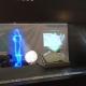 نمایشگر هولوگرافی holography سه بعدی