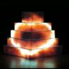 نورپردازی سه بعدی بر روی کیک