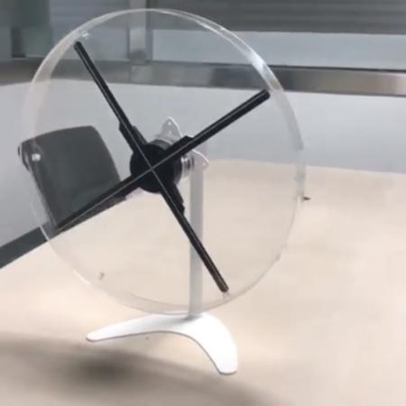 فن هولوگرافی به همراه باکس رو میزی